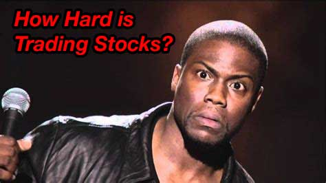How Hard is Trading Stocks? – Here's The Answer You've Been Looking For